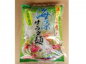 海藻サラダ麵
