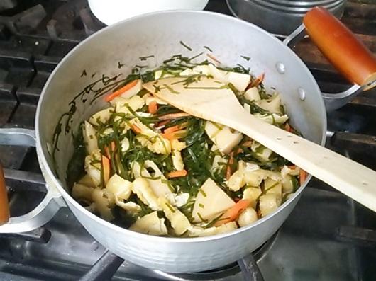 パティシエの作るすき昆布煮