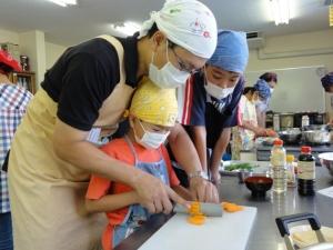 親子乾物料理教室