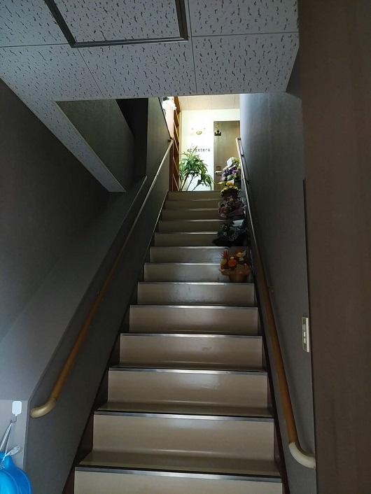 エトセトラさんは2階です