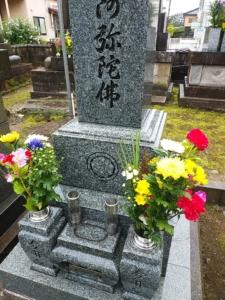 今井家のお墓